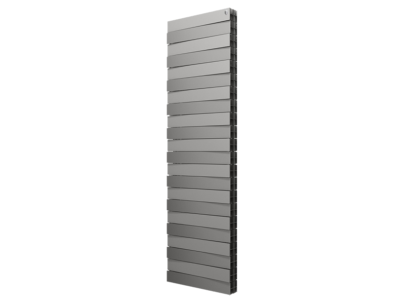 Радиатор Royal Thermo PianoForte Tower/Silver Satin - 22 секц.